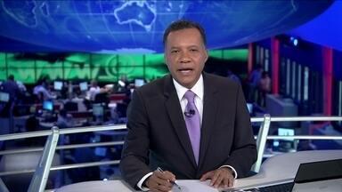 Dilma Rousseff é a entrevistada do Jornal Nacional nesta segunda-feira (18) - Direto de Brasília, William Bonner e Patrícia Poeta entrevistam a candidata à reeleição, Dilma Rousseff.