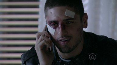 João Lucas decide descobrir quem é a amante de José Alfredo - A intenção do rapaz é provocar Maria Marta