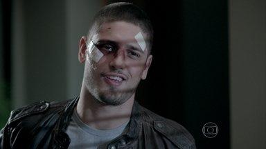 Império - Capítulo de terça-feira, dia 19/08/2014, na íntegra - João Lucas decide descobrir quem é a amante de José Alfredo