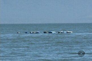 CIDASC suspende comércio de mexilhões em São Francisco do Sul - Pescadores precisam aguardar nova determinação.