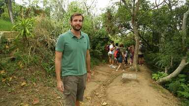 Expedição Terra: projeto incentiva a limpeza de praias - Max Fercondini acompanha um mutirão de limpeza em uma praia do Rio de Janeiro