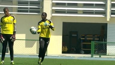 Kléver integra o Fluminense como goleiro titular - Diego Cavalieri não poderá jogar devido a gastroenterite.