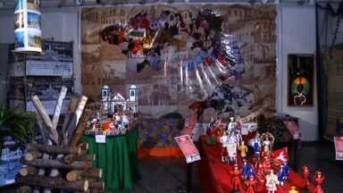 Exposição resgata história de Angra dos Reis, RJ - Projeto 'Agosto Cultural - Tradição e Resistência' é retratado através de músicas quilombolas, artesanato indígena e vocabulário caiçara.