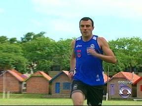 Fabiano Peçanha volta às pistas hoje (23), depois de cinco meses lesionado - Atleta compete em São Bernardo do Campo, SP.
