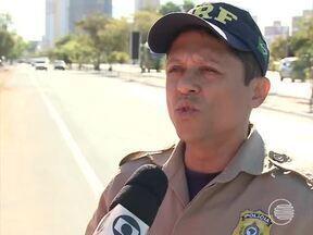 PRF-PI alerta para riscos de assaltos em rodovias do estado - PRF-PI alerta para riscos de assaltos em rodovias do estado