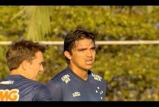 Cruzeiro defende a liderança do Brasileirão contra o Góias neste domingo (24) - Marcelo Moreno é certo na partida do domingo (24)