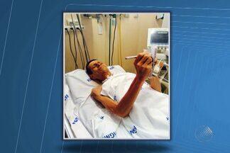 Idoso volta a respirar após ser dado como morto, em Lauro de Freitas - Homem acordou quando já estava no necrotério; hospital investiga o caso.