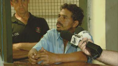 Corpo de dona de casa que morreu espancada é enterrado em Piracicaba - De acordo com a Polícia Civil, homem que vivia com ela é suspeito da morte e foi preso por homicídio qualificado