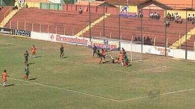Barretos vence Manthiqueira no estádio Fortaleza - Time carimbou passagem para próxima fase na competição.