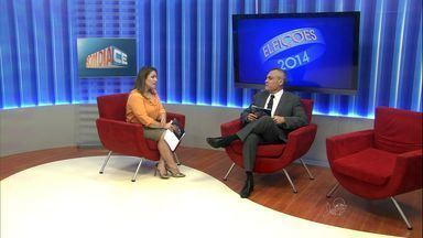 TRE registra queda do eleitorado jovem no Estado do Ceará - Confira os comentários de Roberto Maciel.