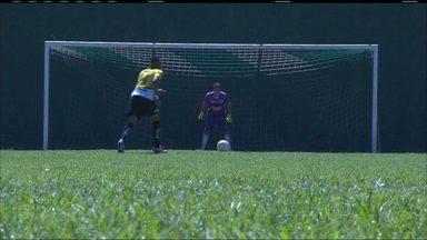 Cruzeiro é eliminado pelo Criciúma na Taça BH de Futebol Júnior - Criciúma fez 5 X 4 e se classificou.