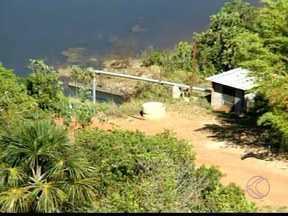 Oscilações no volume de água do Rio Uberaba chama atenção do Codau - A suspeita é de captação irregular. Quase trinta pontos foram mapeados e as informações já foram passadas a promotoria de Meio Ambiente.