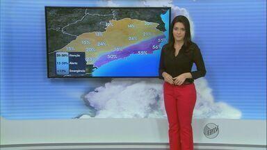 Confira a previsão do tempo para a região de São Carlos - Confira a previsão do tempo para a região de São Carlos