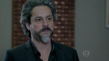 Império - Capítulo de quarta -feira, 27/08/2014, na íntegra - José Alfredo e Maria Marta se enfrentam