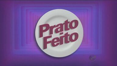 'Prato Feito' ensina recheio com couve, abóbora e queijo - Nesta sexta-feira (5), Fernando Kassab uma receita especial de recheio para massas, pasteis e panquecas com couve, abóbora e queijo Minas.