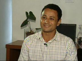 TEM Notícias entrevista candidato Raimundo Sena - O TEM Notícias entrevista os candidatos ao governo do estado de São Paulo. Raimundo Sena, do PCO, é um dos entrevistados dessa sexta-feira.