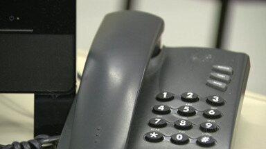 Raio provoca pane da central telefônica do Procon - Solução só deve chegar na semana que vem