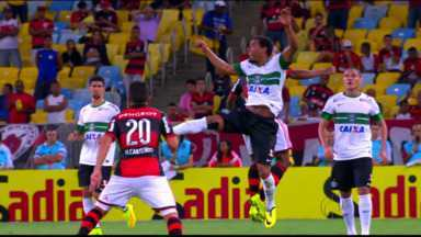 Eliminado da Copa do Brasil, Coritiba se concentra no Brasileirão - A principal meta do time agora é deixar a incomoda zona de rebaixamento do campeonato.