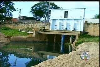 Concessionária interrompe abastecimento de água em São João da Barra, RJ - Concessionária interrompe abastecimento de água em São João da Barra, RJ.