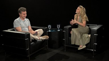 Luciano Huck conta como era seu cantinho no passado - Apresentador conversou com Carolina Dieckmann