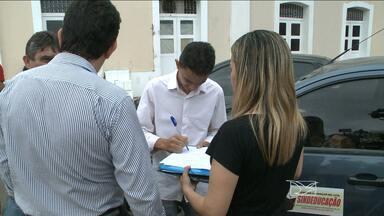 Greve dos professores chega ao fim em São Luís - A sede da Prefeitura foi desocupada pelos docentes após o fim da paralisação.
