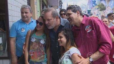 Candidato Armando Monteiro cumpre agenda em Jaboatão - Para ele, Pernambuco precisa de um melhor desempenho no 'Minha casa, minha vida'.
