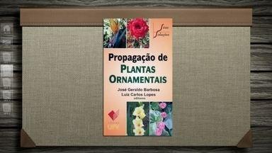 Universidade Federal de Viçosa tem livro sobre plantas ornamentais - Publicação tem um capítulo dedicado à palmeira imperial.