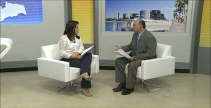 Arimatéa Souza fala sobre a administração indireta na Paraíba - Veja também a agenda dos candidatos ao governo do Estado para esta segunda-feira (8).