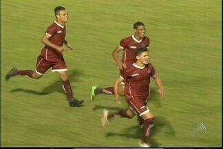 Jacuipense vira o jogo após tomar dois gols na série D - Confira os melhores momentos.