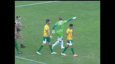 Villa Nova vence sem entrar em campo pela Série D - Veja os resultados dos times mineiros