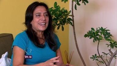 De microempresária à estudante de educação física - Com mais de 50 anos, Flora se reinventou e mudou de vida
