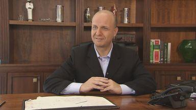 Jornal da EPTV entrevista Laércio Benko, candidato ao governo de São Paulo - undefined