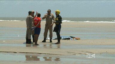 Encontrado corpo de jovem vítima de afogamento em São Luís - Patrícia Lima foi encontrada próximo ao Espigão Costeiro. Ela e outras duas pessoas morreram segunda, na Praia de São Marcos.