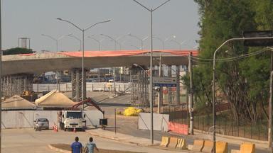 Defesa Civil apresenta plano de retirada de moradores vizinhos do Viaduto Guararapes - A operação de demolição está marcada para o próximo domingo (14).