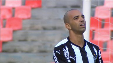 Diego Tardelli retorna ao Galo e enfrenta o Corinthians, em São Paulo - É outra oportunidade para o Atlético-MG voltar a vencer fora de casa.