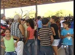 Mais de 20 caravanas participam do Adorai em Palmas - Mais de 20 caravanas participam do Adorai em Palmas.