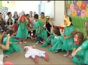 Projeto escolar promove acompanhamento familiar em colégio de Palmas - Projeto escolar promove acompanhamento familiar em colégio de Palmas.