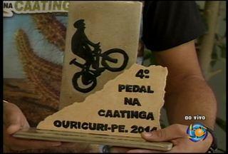 Quarta edição do Pedal da Caatinga acontece neste domingo em Ouricuri - O evento pretende unir saúde e preservação do meio ambiente