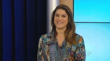 Atriz Priscila Fantin traz 'A Besta' para teatro de Vitória, no ES - Espetáculo de comédia será apresentado no Teatro Universitário da Ufes, durante o fim de semana.