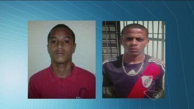 Procurados pos assassinato são detidos na Serra, ES - Os dois suspeitos foram detidos durante a ocupação da Polícia Militar no bairro Central Carapina. Eles tinham mandato de prisão em aberto.