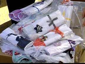 Feira reúne artesãos em Uberaba - Comerciantes e consumidores avaliam evento como oportunidade de negócios.