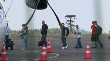 Aeroporto de Cascavel terá novos vôos - No total, agora serão 17 vôos diários.