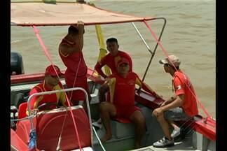 Corpo de Bombeiros deve retomar domingo buscas por adolescente - Jovem de 17 anos desapareceu quando nadava no rio Guamá.
