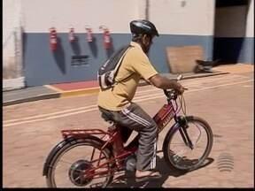 Começa cadastramento de bicicletas em Pres. Epitácio - Aprovação da lei que regulamenta veículos causou polêmica.