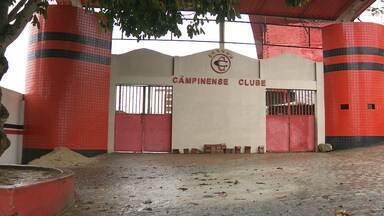 Treino do Campinense é cancelado e assessoria alega que foi por causa da chuva - Time faz o último jogo oficial neste domingo (14).