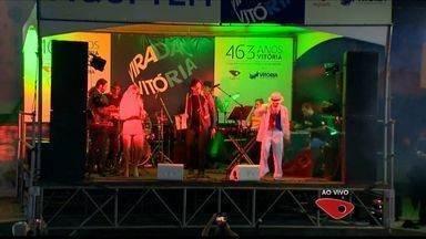 Viradão Vitória abre programação com show da cantora Céu - Evento propõe 24 horas de atividades ininterruptas. Apresentações musicais, teatrais e uma mostra de vídeos fazem parte da programação.
