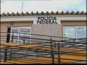 Reunião define o novo comando da Reserva do Ligeiro de Charrua - A reunião foi entre a Polícia Federal e os indígenas.