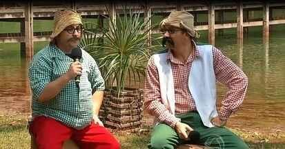Tchó e Béppi trazem o humor com a regionalidade do Nortão - Tchó e Béppi trazem o humor com a regionalidade do Nortão