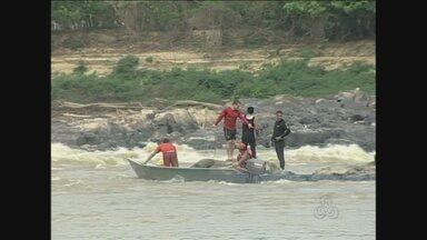 Um jovem desapareceu na tarde do último domingo, nas águas do Rio Mamoré, em Guajará-Mirim - Após 24 horas de buscas, Corpo de Bombeiros localizou o corpo da vítima na tarde desta segunda