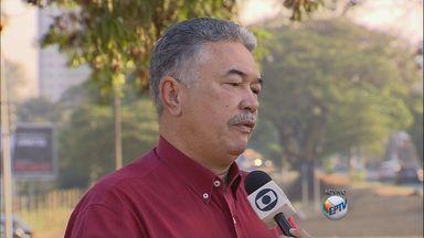 MP e fiscalização geral apreendem propagandas eleitorais irregulares em Ribeirão - Material de campanha que não estava de acordo com a lei foi apreendido na cidade.